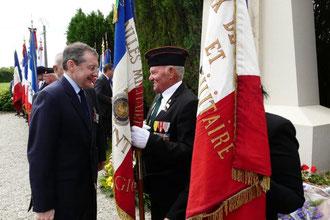 Dimanche 21 juin, cérémonie annuelle en mémoire des 11 fusillés de Beaucoudray, résistants de la Poste