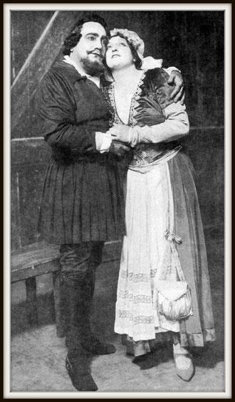 G.Meyerbeer - LE PROPHETE  (Berthe)  - con Enrico Caruso