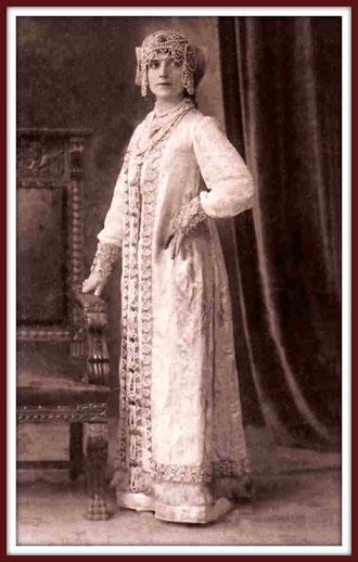 Ersilde Cervi-Caroli - soprano