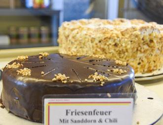 Torten mit viel Liebe aus unserer Konditorei & Bio Bäckerei