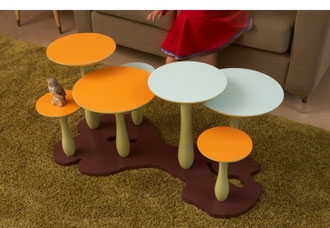 Thomas Wold Mushroom Coffee Table