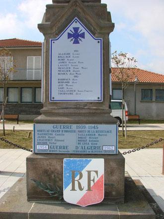 Saby Alexis mort en 1915