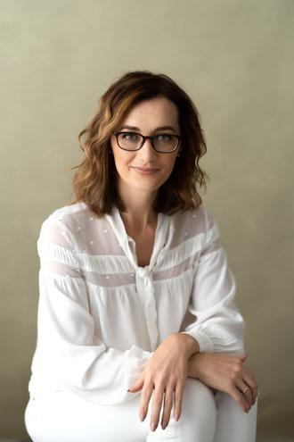 Elena Borgardt, Kosmetikerin und Anti-Aging Expertin