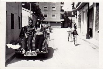 Calle Clavel 1970