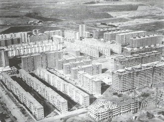 San José de Valderas año 1974