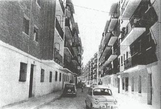Calle la Espada años 70