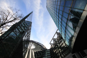 Modernes Berlin - Potsdamer Platz