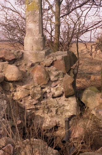Памятник сражения  при Рудау