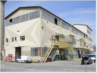 FRANCE - Réhabilitation atelier mécanique (mise en conformité normes sismiques)