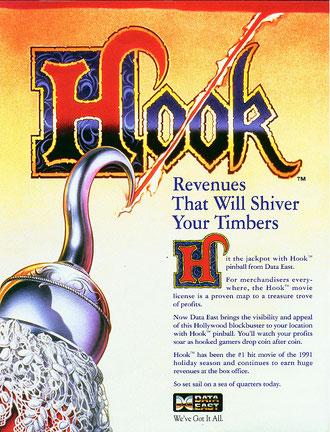Hook Data East, pub d'époque