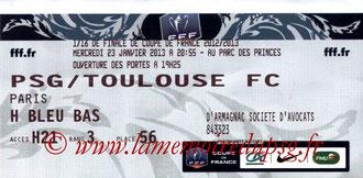 2013-01-23  PSG-Toulouse (16ème CF)