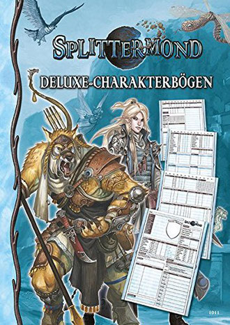 Splittermond Deluxe Charakterdokument Download kaufen