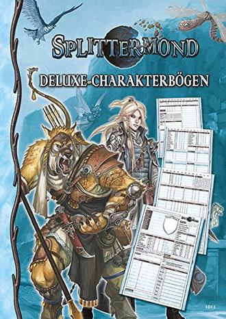 Splittermond Deluxe Charakterdokument Download kaufen