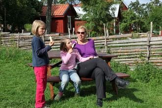 3 Mädels in Bullerbü