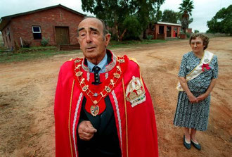 Prince Leonard & Princess Shirley of Hutt