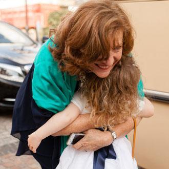 Diana Powell Bodronne, sage-femme et consultante en lactation
