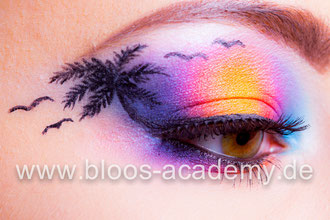 Make-up: Lina F. Foto: M. Thiel