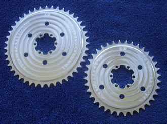 machined sprockets
