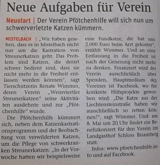 NÖN Mistelbach, 23.04.2013