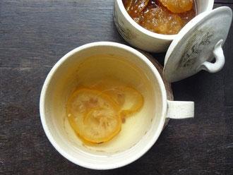 柚子の砂糖煮