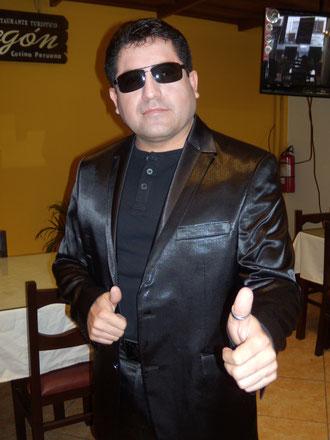 ALEX MUNOZ''el romantico de la bachata'' PARA TODO EL PERU -INFORMES AQUI