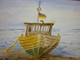 Fischerboot - nach Vorlage Sep.2012