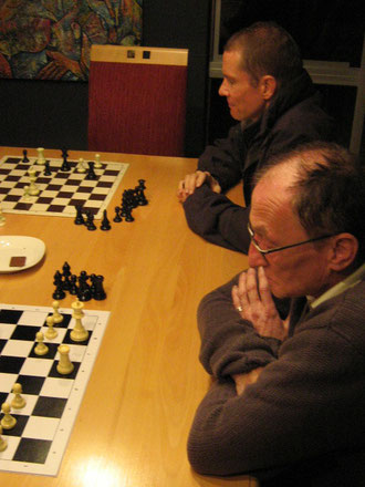 Brian Sturgeon, expert chess player