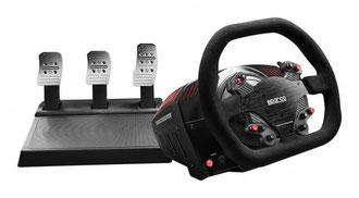 thrustmaster ts-xw racer sparco p310 , aanbieding, korting, simrace stuur