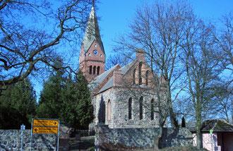 Die Parsteiner Kirche
