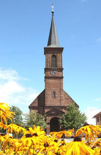 Eglise d'Altenach
