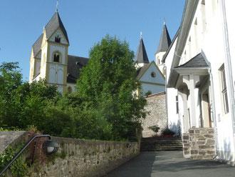 Kloster Arnstein bei Obernhof (© Foto: Renate Fachinger)