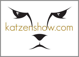 Logo von www.katzenshow.com, Katzen kostenlos im Internet ausstellen, Bildquelle: fotolia.com