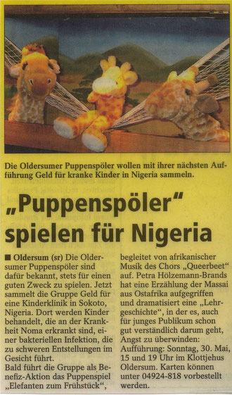 SonntagsReport v. 16.05.2010