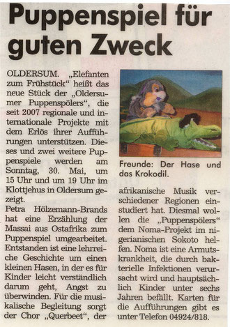 Der Wecker v. 16.05.2010