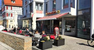Winterbach · Ärzte- und Gewerbezentrum Oberdorf