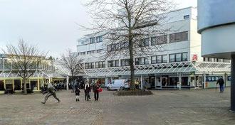 Freiberg am Neckar · Ärztehaus am Marktplatz