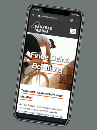 """Finde deine Berufung""! Website www.fahrrad-berufe.de ist online"