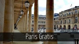 Paris kostenlos