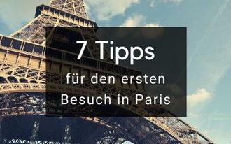 Paris Sehenswürdigkeiten 7 Highlights