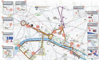Hop on Hop of Paris Foxity Route