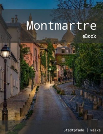 Paris Reiseführer eBook Montmartre