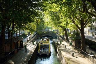 Paris Bootsfahrt