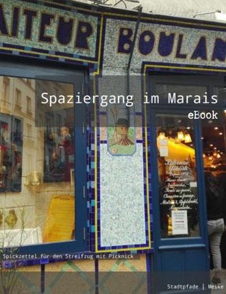 Paris Reiseführer Marais ebook
