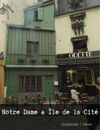 Paris Reiseführer pdf Notre Dame Île de la Cité