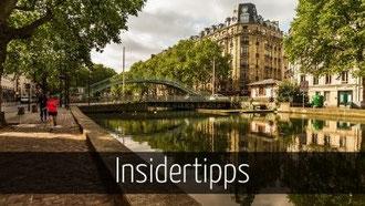 Geheimtipps Paris