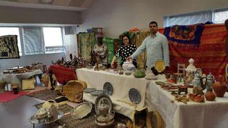 semaine interculturelle école culture decouverte echange art géographie autre