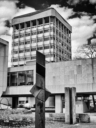 Rathaus Marl.....