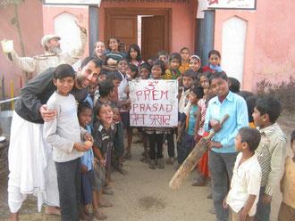 Prem Prasad in Jamdaha (Bihar)