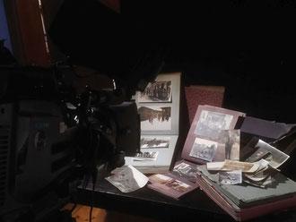 Dokumentation 1918 - Bereitstellung originaler Fotos/Objekte und Beratung