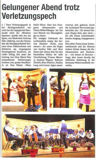 Klosterser Zeitung 19. April 2013